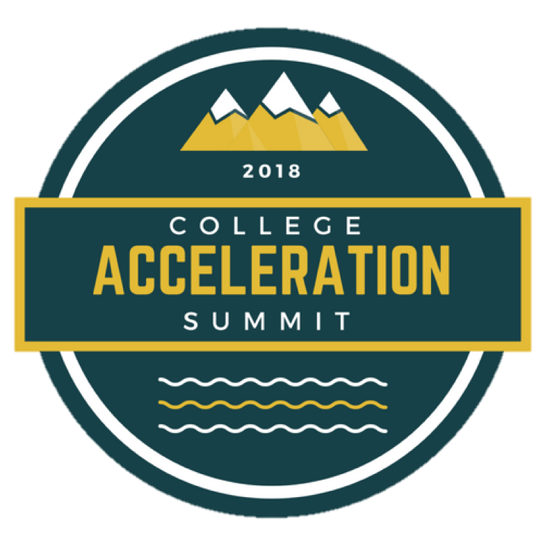 College Acceleration Summit 2019